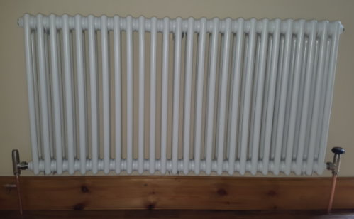 AM Dalton Plumbing About Us Page Radiator