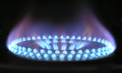 AM Dalton Plumbing Gas Ring Flame